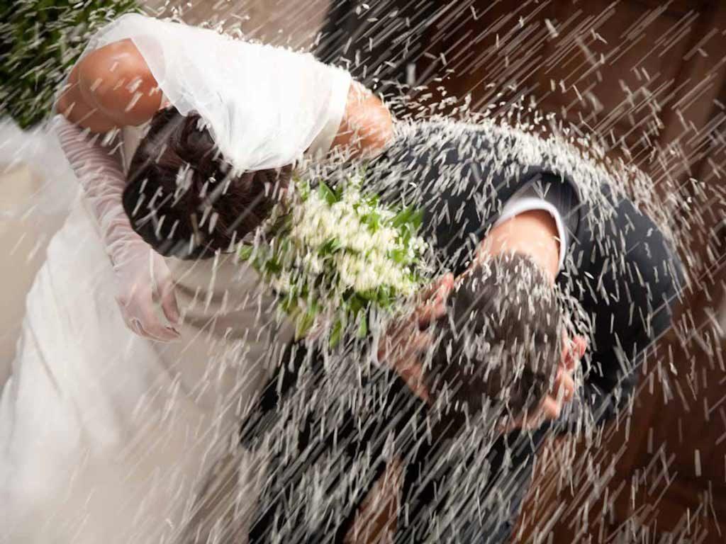 Riso Matrimonio | Storia