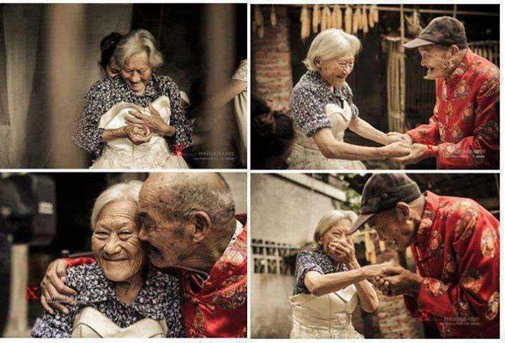 nozze di quercia 81 anni di matrimonio