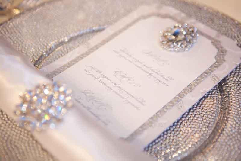 decorazioni tavola 25 anni di matrimonio