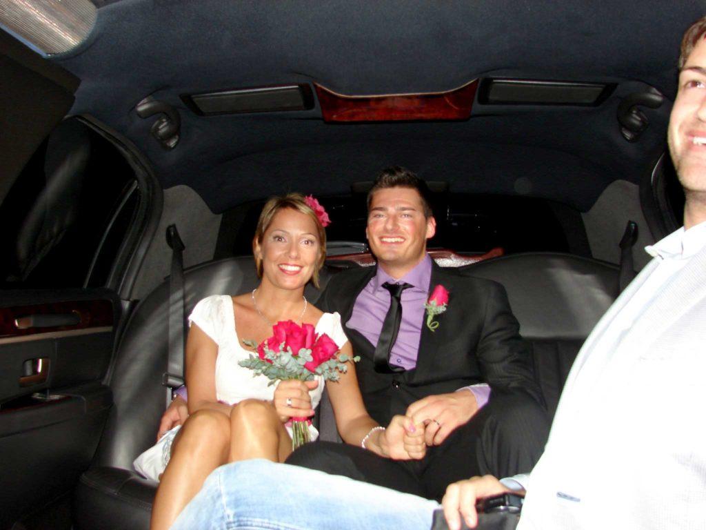 sposarsi a las vegas - direzione cena in limousine