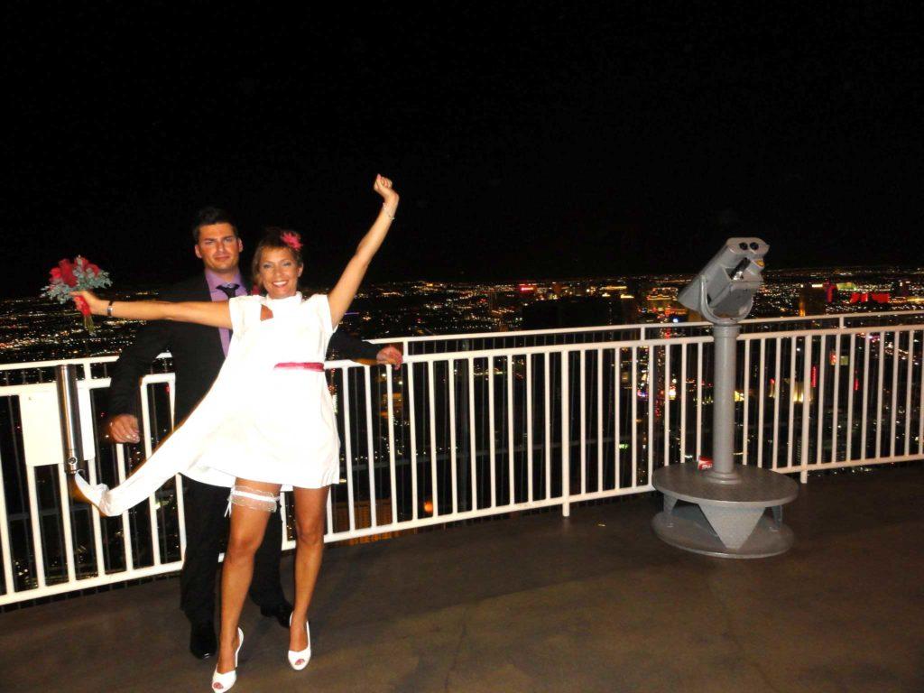 sposarsi a las vegas - paolo e francesca al 109° piano