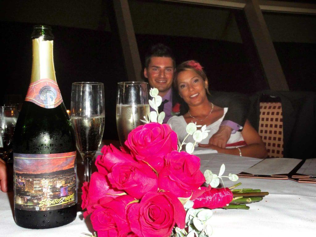 sposarsi a las vegas - brindisi finale