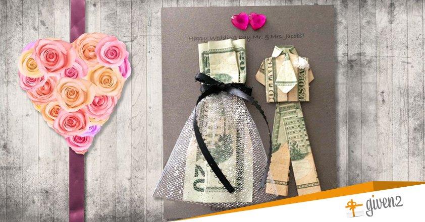 chiedere soldi per i regali di matrimonio