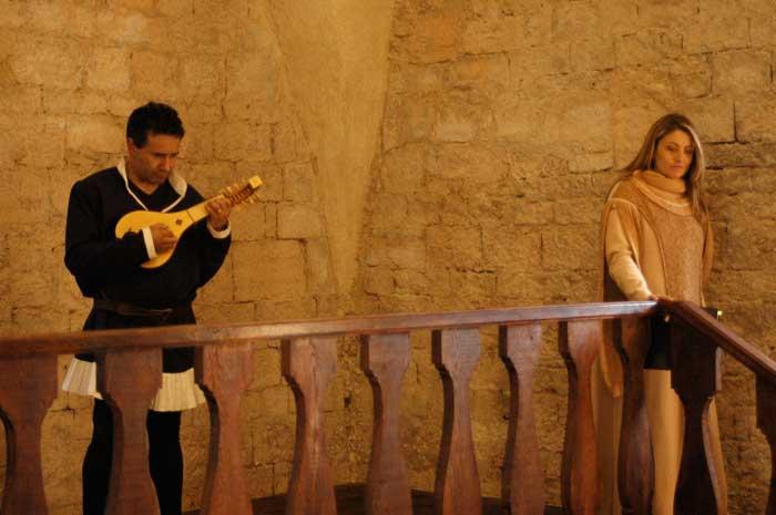 musica per festa a tema medioevo