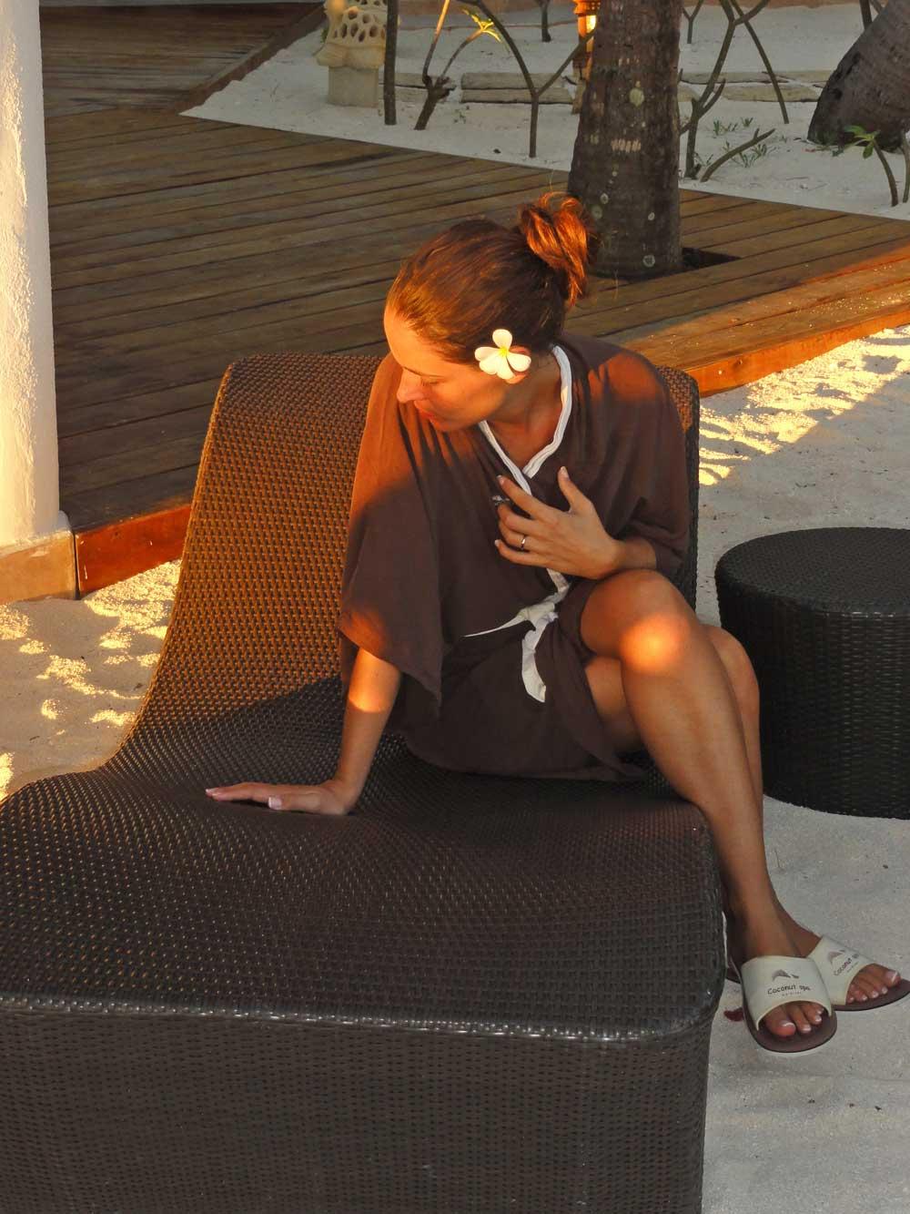 luna di miele maldive: relax privato