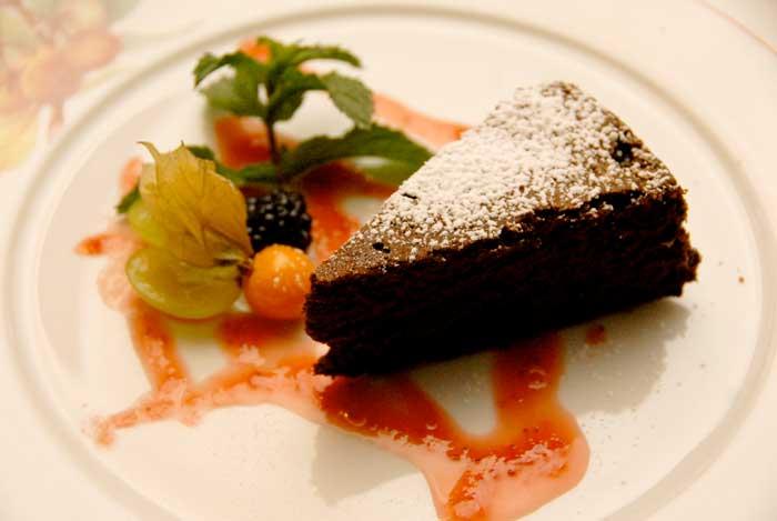 Compleanno 50 Anni: Torta al cioccolato