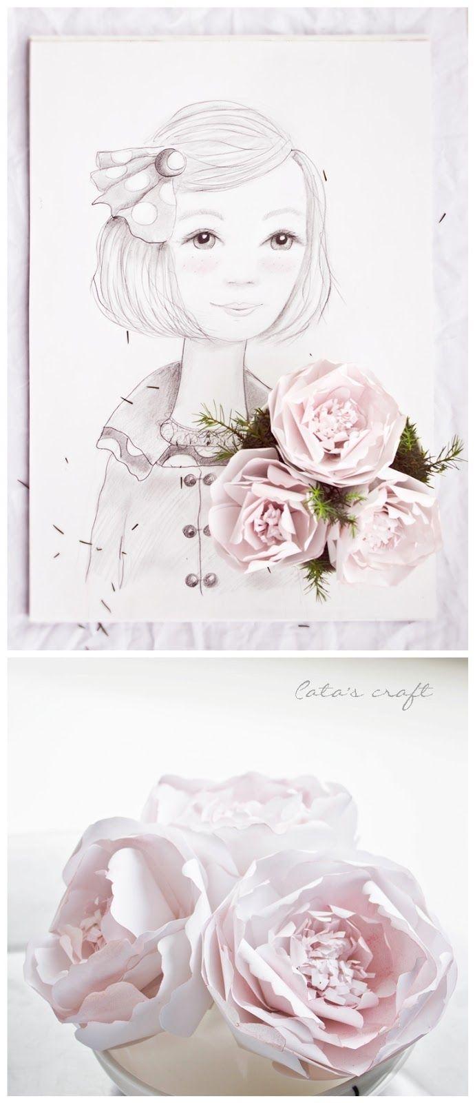 addobbi floreali matrimonio di carta