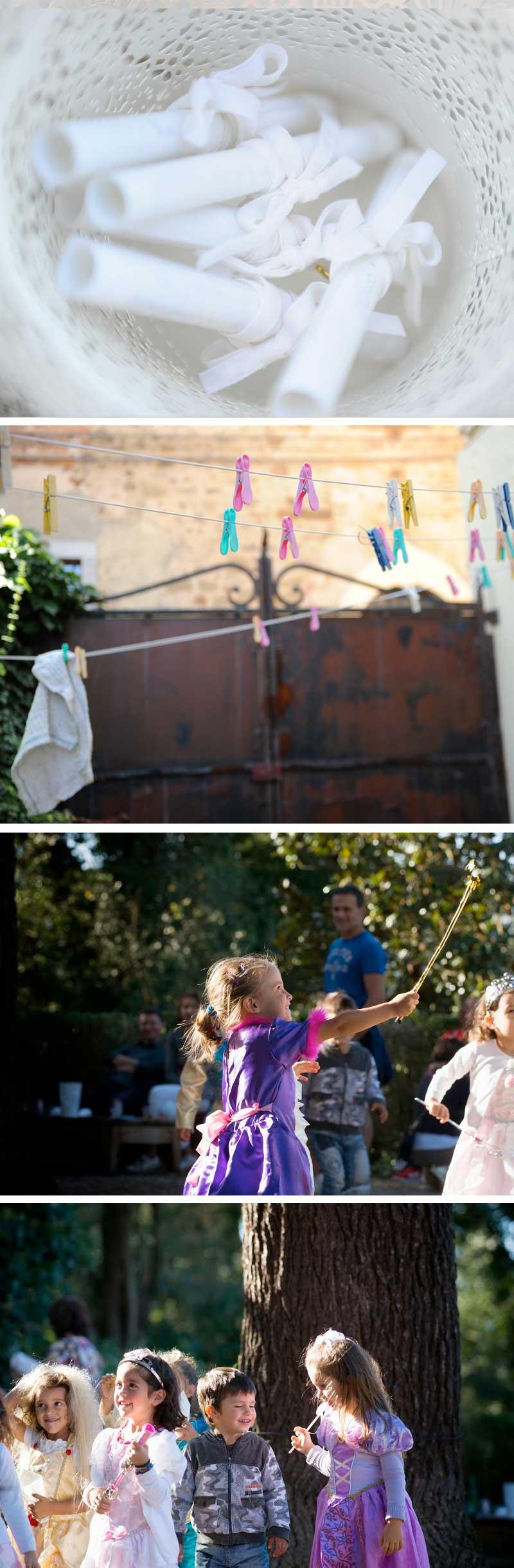 giochi per bambini alla festa di compleanno