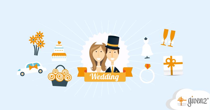Biglietti Auguri Matrimonio E Battesimo Insieme : Organizzare un matrimonio nei minimi particolari