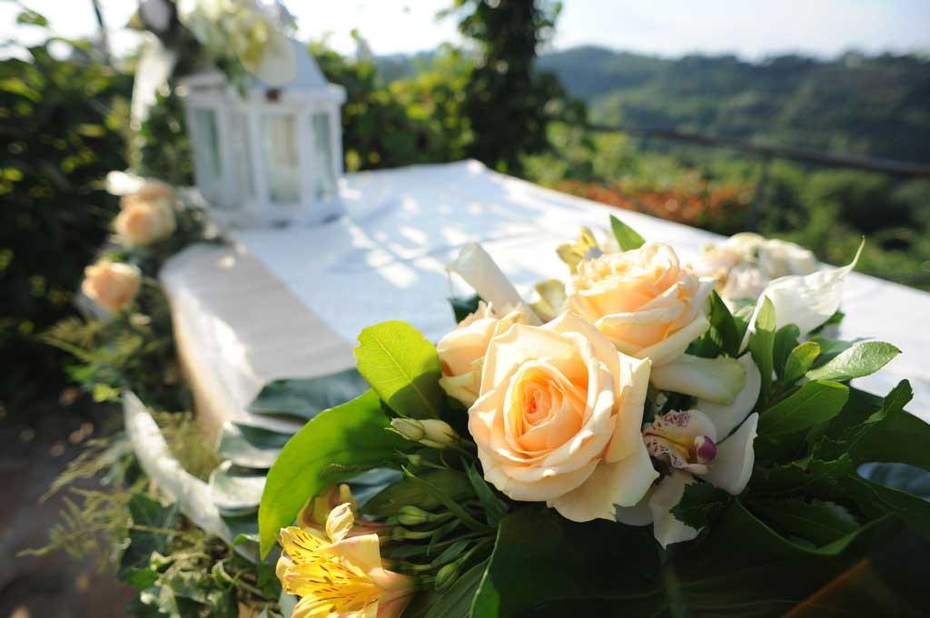 Matrimonio country chic toscana
