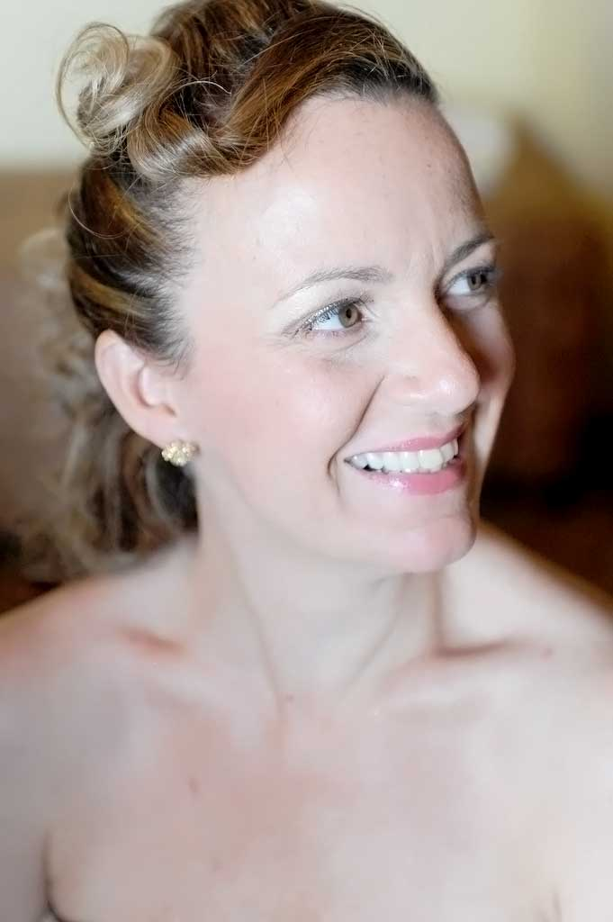 Silvia, la nostra sposa country chic