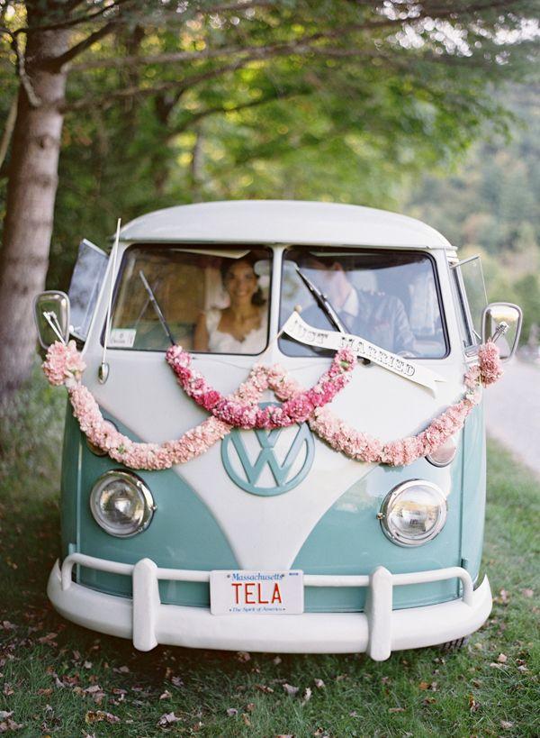 addobbi floreali matrimonio auto