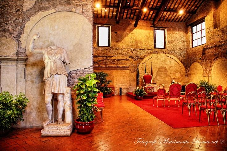 chiesa Roma matrimonio civile - Santa Maria in Tempulo