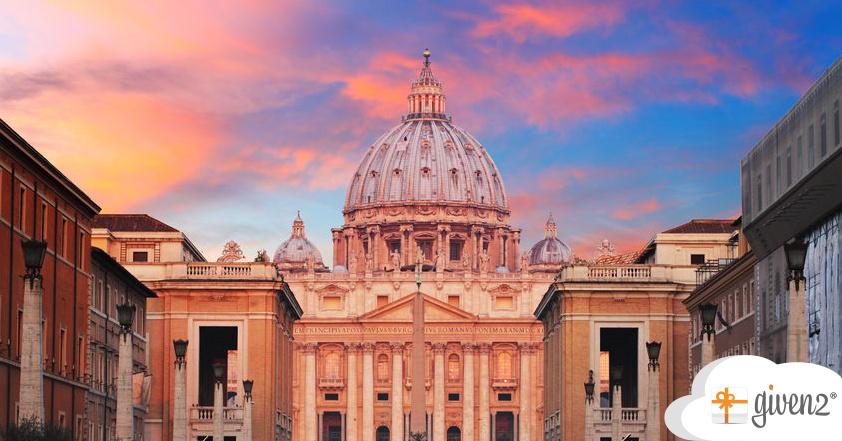 chiese a roma per matrimoni - San Pietro