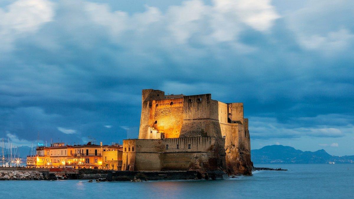 location matrimonio napoli - Castello dell'Ovo