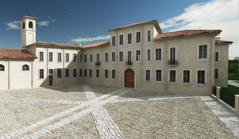 location matrimoni milano - case comunali - Villa Scheibler