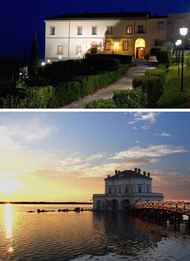 location matrimoni a Napoli sul mare
