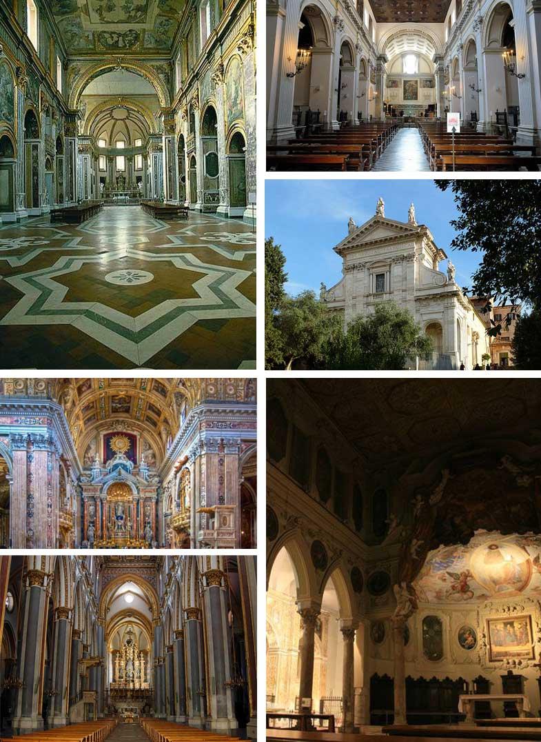 chiese e location matrimonio napoli