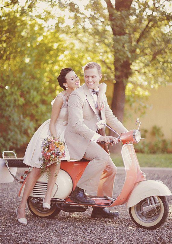 chiesa matrimonio roma serivizio foto vespa