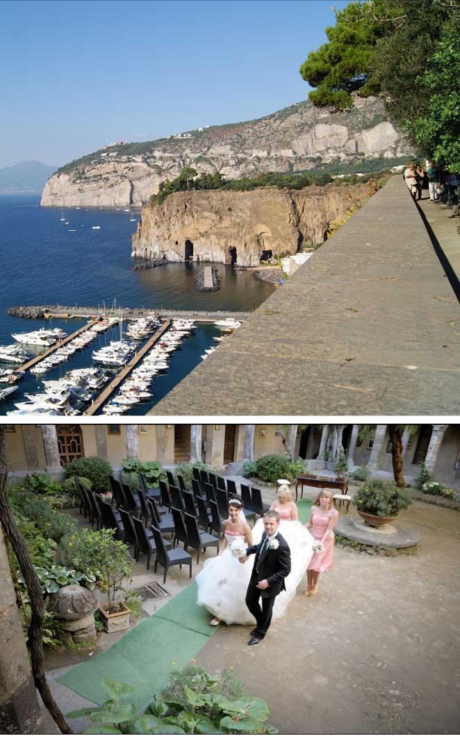 location per matrimoni a napoli sul mare