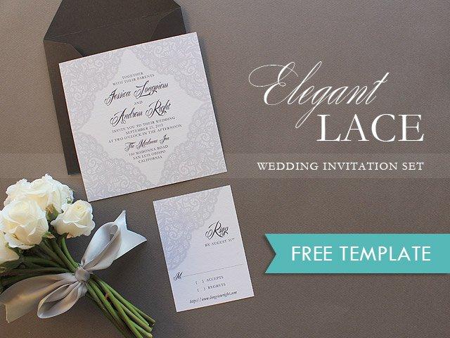 template gratis per partecipazioni matrimonio fai da te