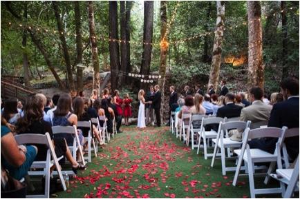 wedding reception ideas: saratoga-springs