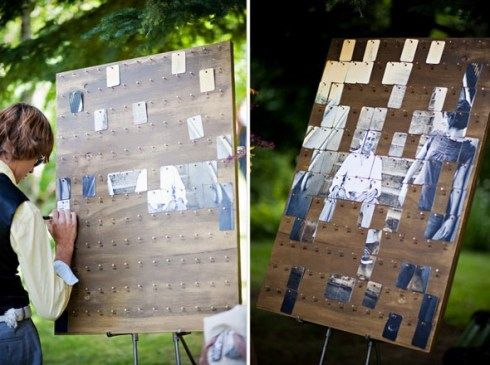 Wedding table plan puzzle