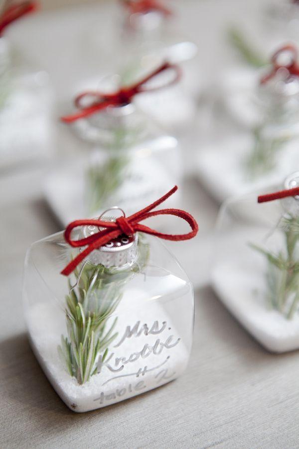 Segnaposto Matrimonio Invernale.Matrimonio Invernale 5 Temi Perfetti Per Sposarsi In Inverno