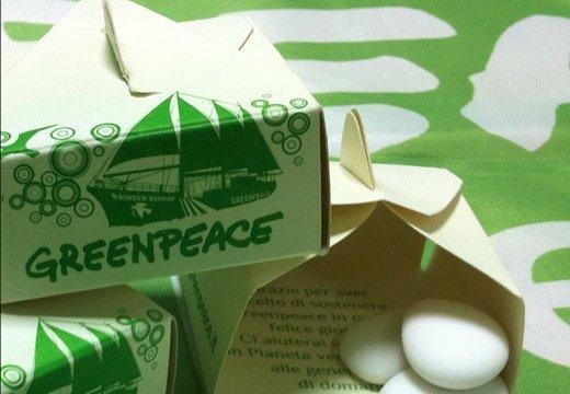 bomboniere solidali matrimonio greenpeace