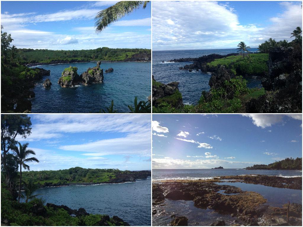 maui hawaii   Spiagge di Hana