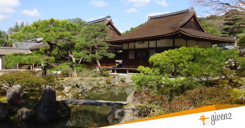 Cosa vedere in Giappone: Kyoto - Ginkakuji temple