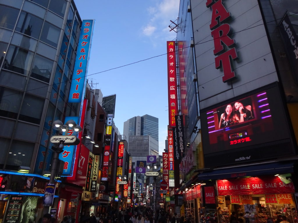 Japan Honeymoon Tokyo