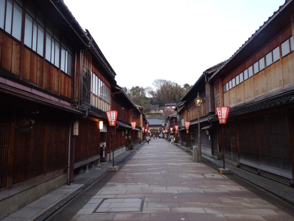 japan honeymoon Higashi Chaya District