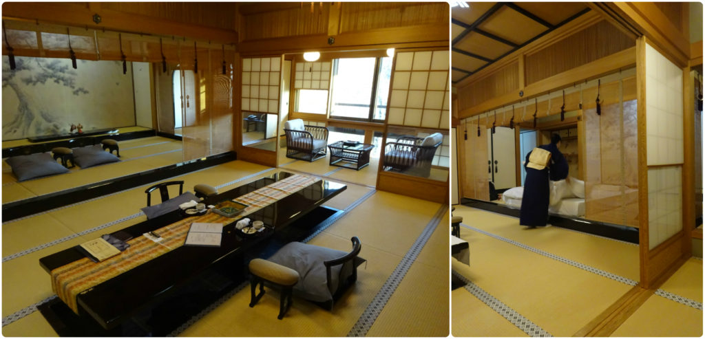 japan honeymoon ryokan nara