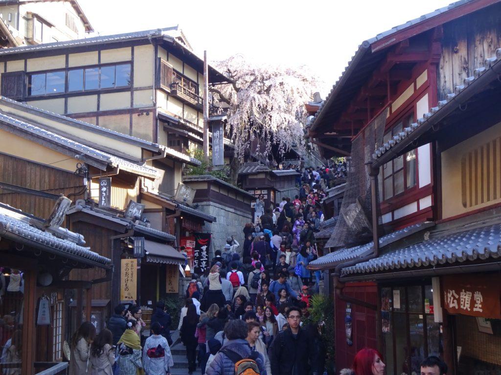 japan honeymoon Higashiyama