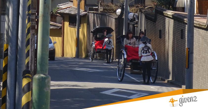 Cosa vedere in Giappone: Kyoto