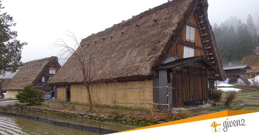 Cosa vedere in Giappone: Shirakawa