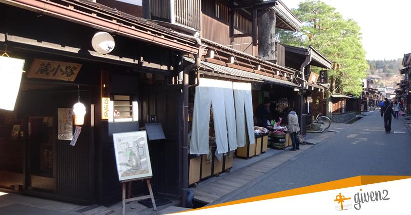 Cosa vedere in Giappone: Takayama & Hida