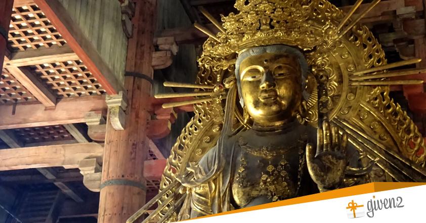 Cosa vedere in Giappone: Nara - Tōdai-ji