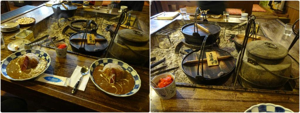 Japan honeymoon: restaurant