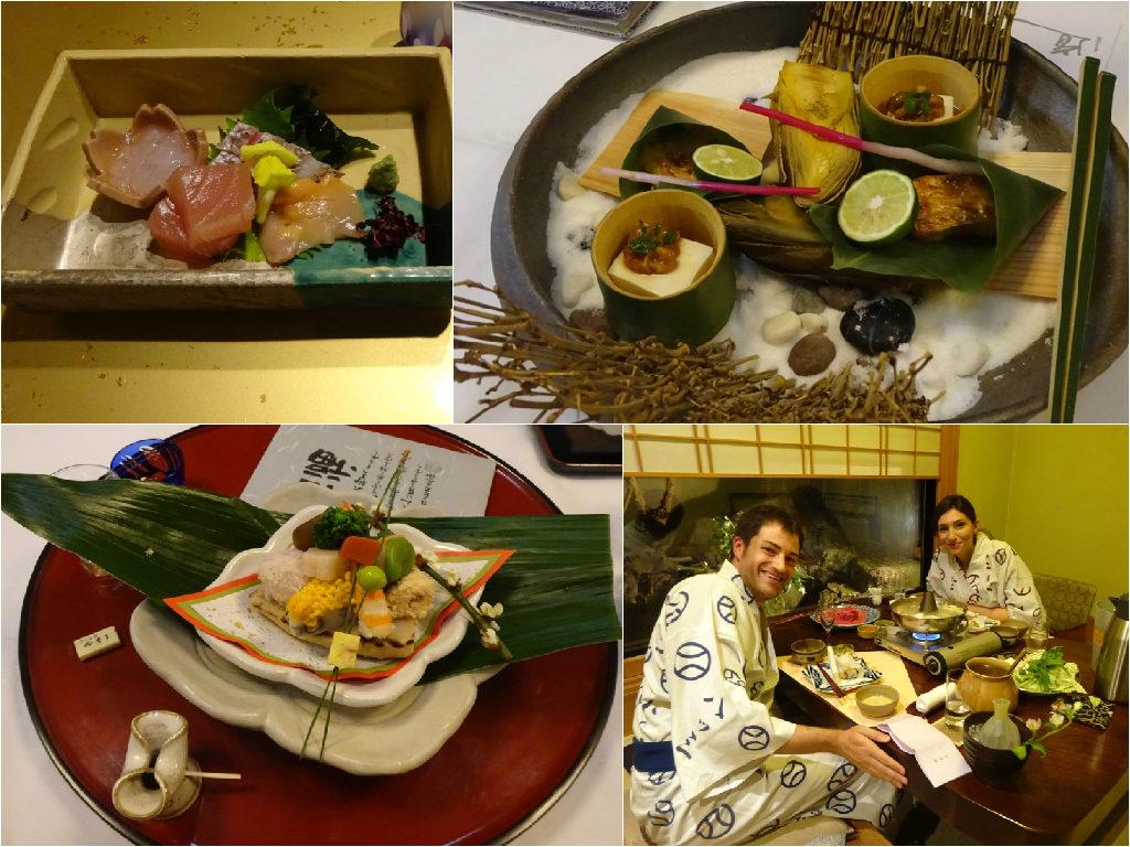 japan honeymoon food