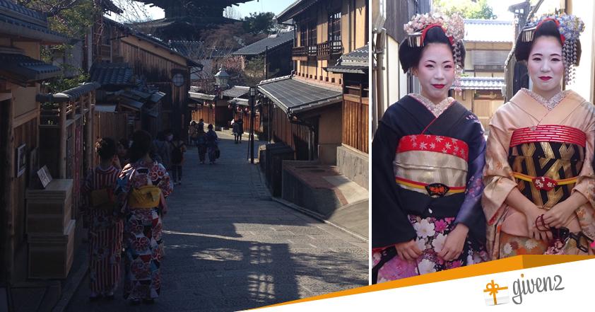 Cosa vedere in Giappone: Kyoto - Higashiyama