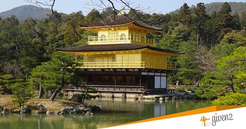 Cosa vedere in Giappone: Kyoto - Kinkaku Ji