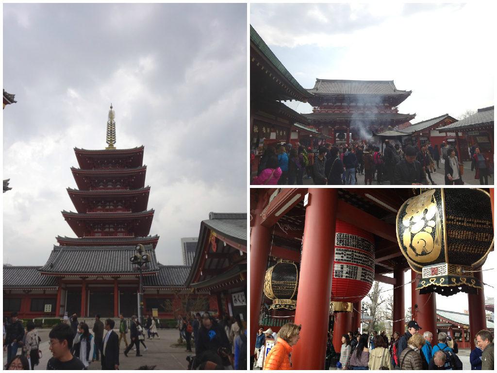 japan honeymoon senso ji temple