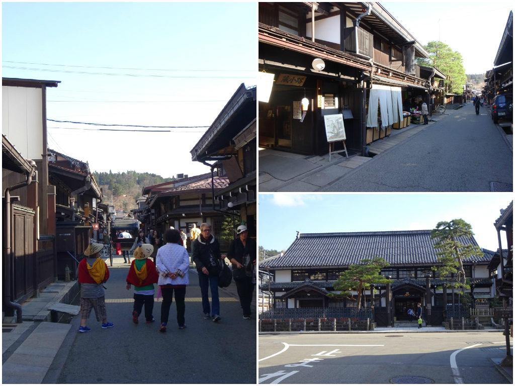 Japan honeymoon Takayama