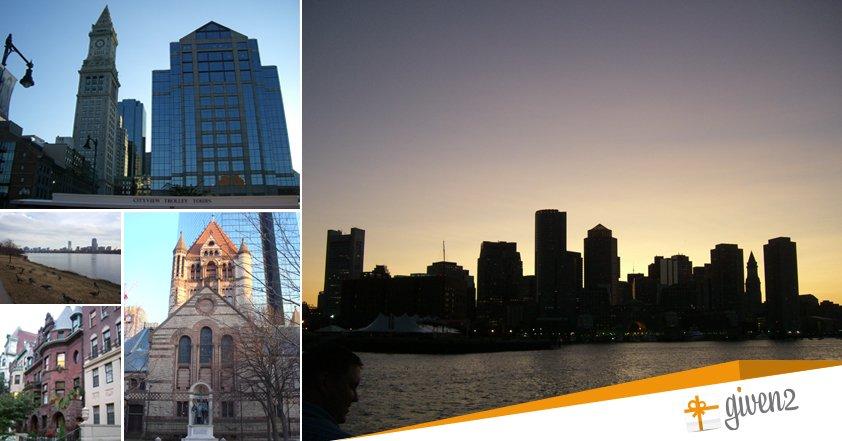 Viaggio di nozze in America: Boston
