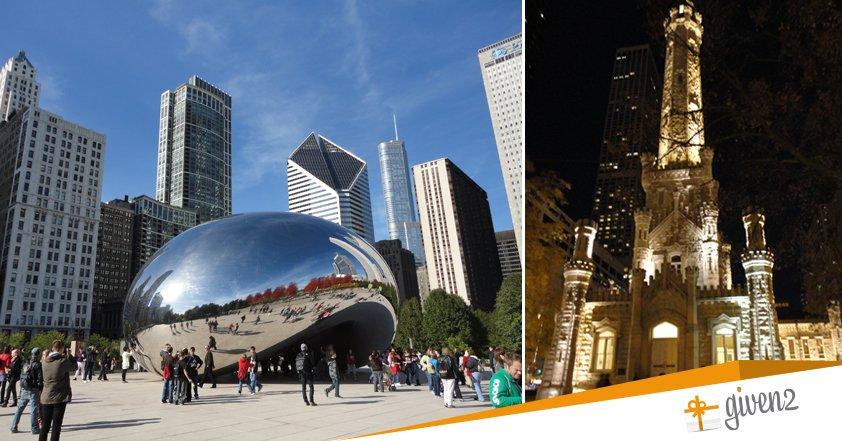Viaggio di nozze in America: Chicago