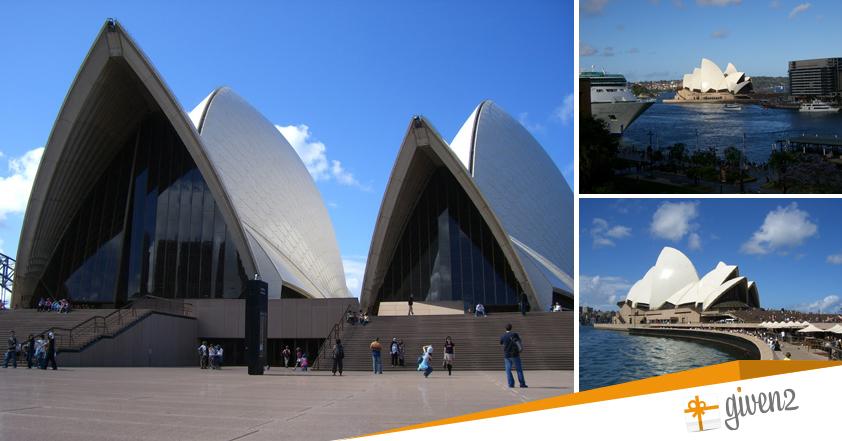 Viaggio di nozze in Australia: Sydney Opera House