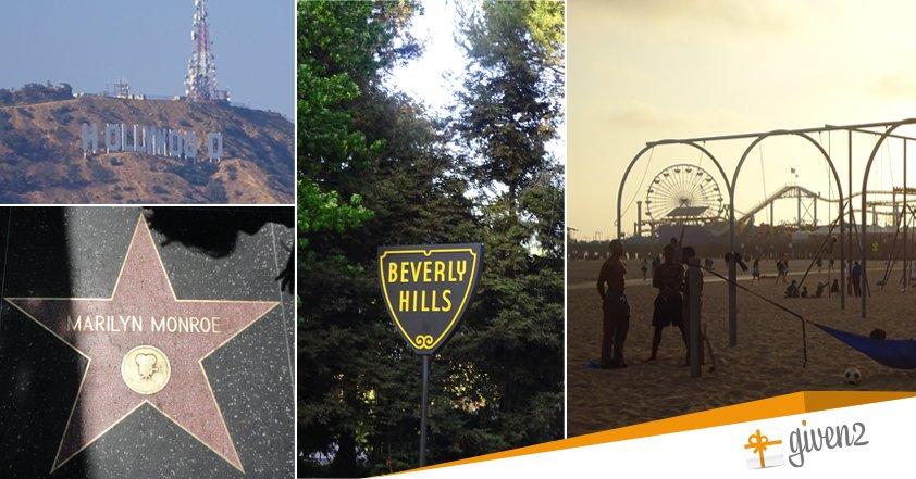 Viaggio di nozze in America: Los Angeles