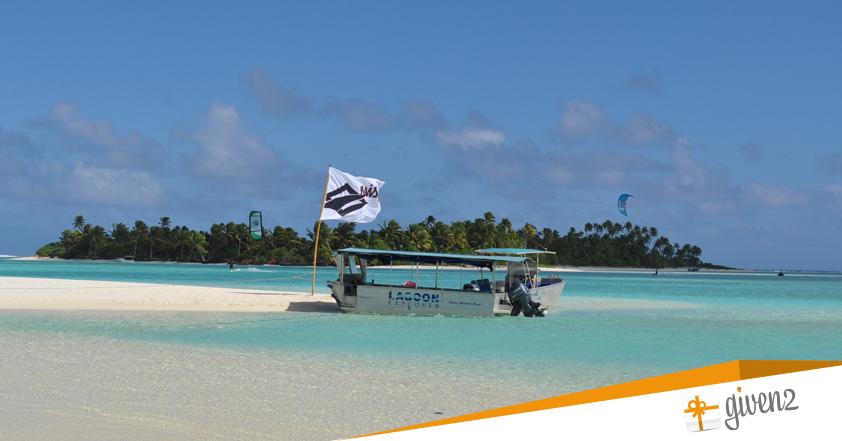 Viaggio di nozze in Polinesia: mare cristallino